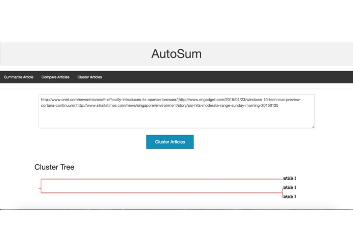 AutoSum – screenshot 7