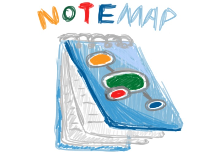 NoteMap – screenshot 2