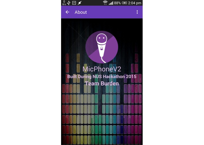 MicPhone – screenshot 6
