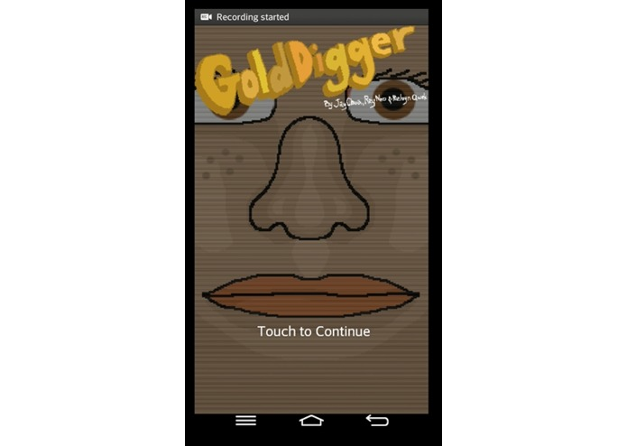 Gold Digger – screenshot 1