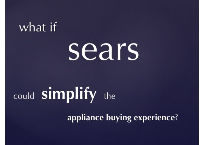 Sears Social Shopping – screenshot 4