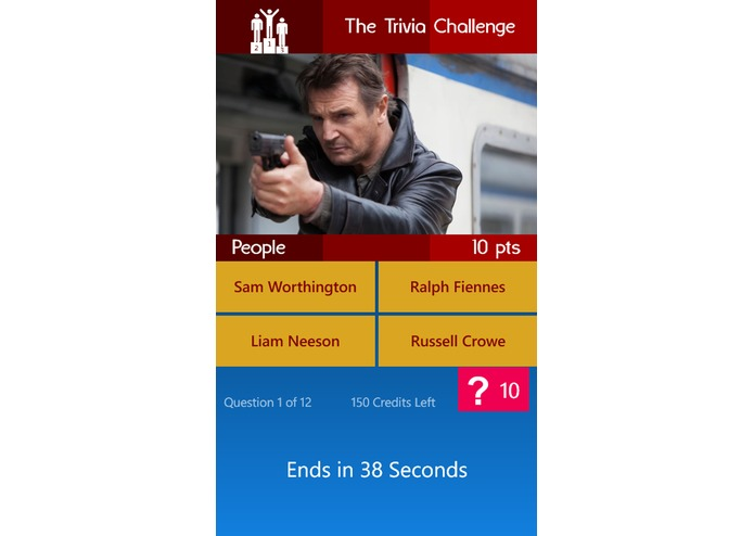 The Trivia Challenge – screenshot 3