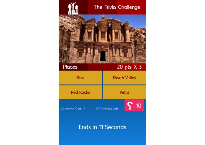 The Trivia Challenge – screenshot 4