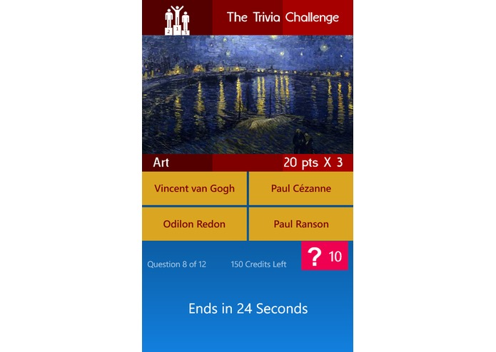 The Trivia Challenge – screenshot 5