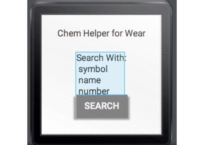 Chem Helper for Wear – screenshot 1