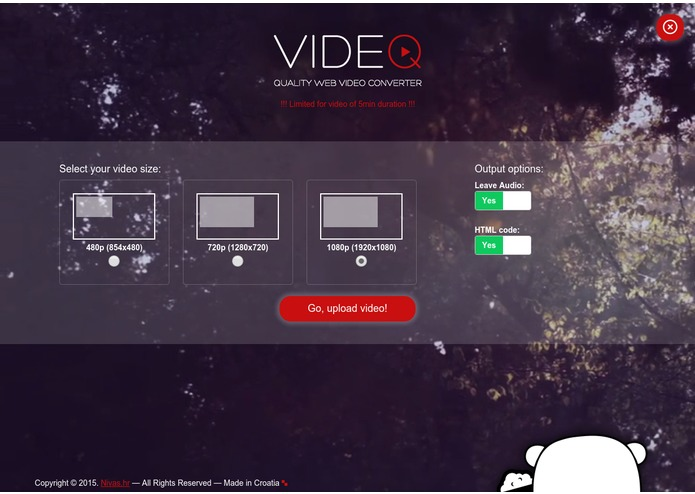videq – screenshot 4