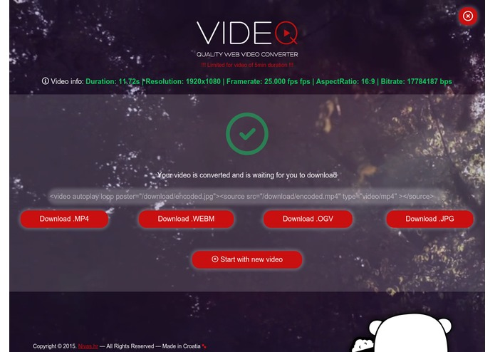 videq – screenshot 6