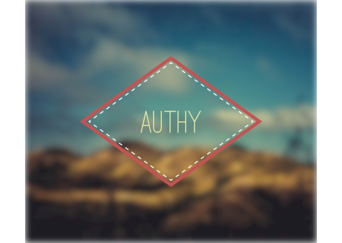 authy – screenshot 1