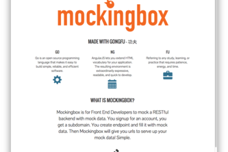 Mockingbox