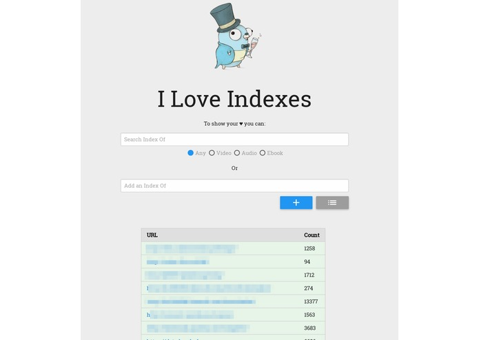 I Love Indexes – screenshot 2