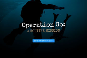 Operation Go: A Routine Mission
