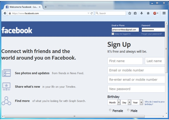 Faceboxx – screenshot 4