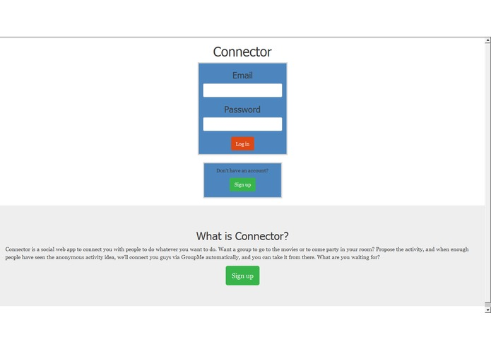 Connector – screenshot 3