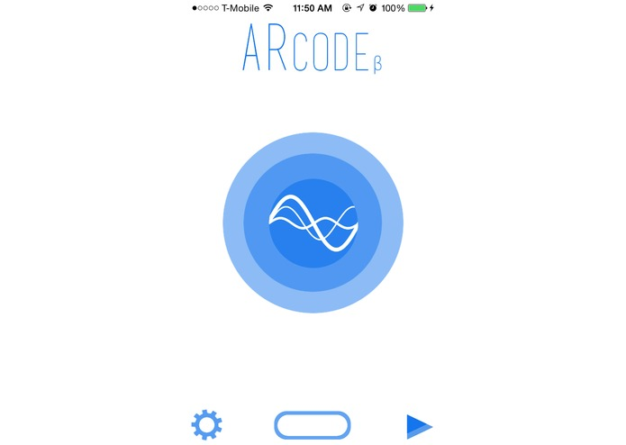 ARcode – screenshot 1