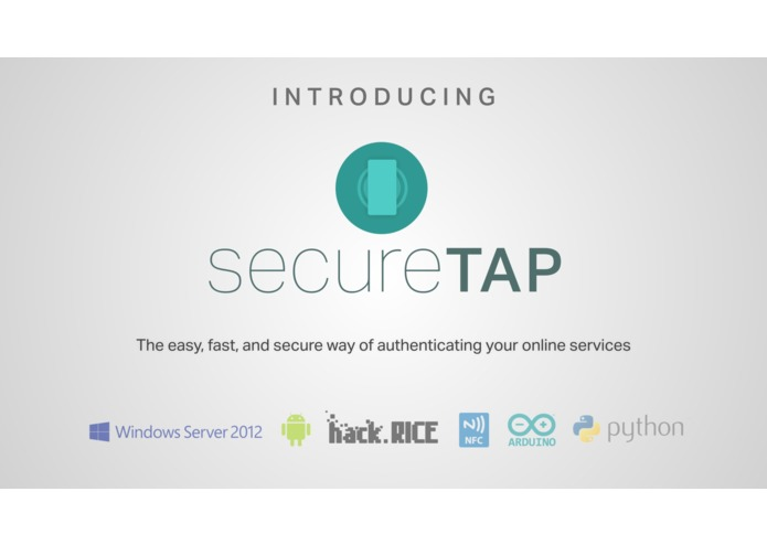 SecureTap – screenshot 3