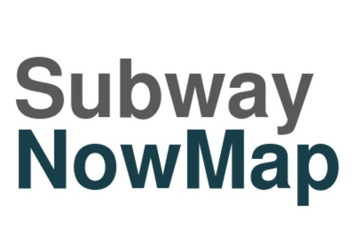 Subway NowMap – screenshot 1