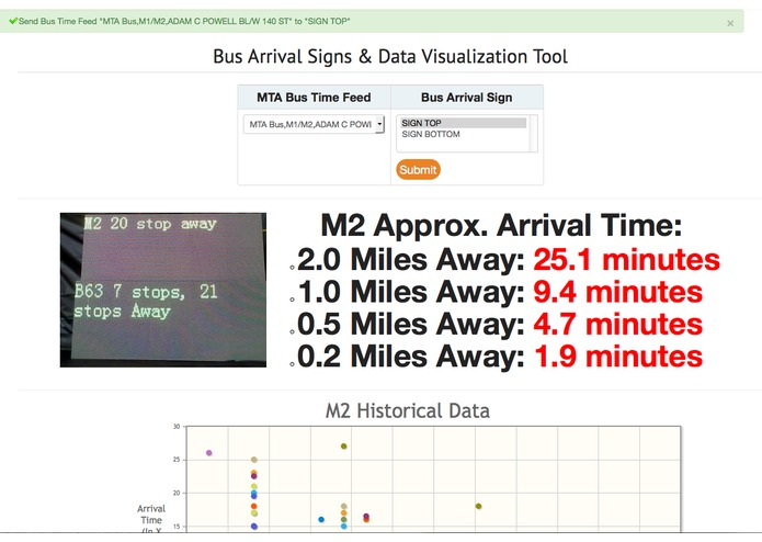 Ultrasign Bus Arrival Sign – screenshot 6