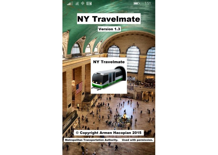 NY Travelmate – screenshot 6