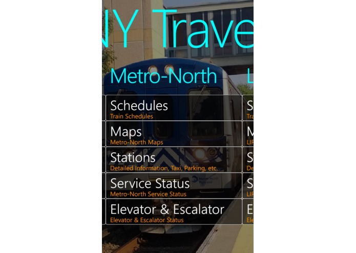 NY Travelmate – screenshot 24