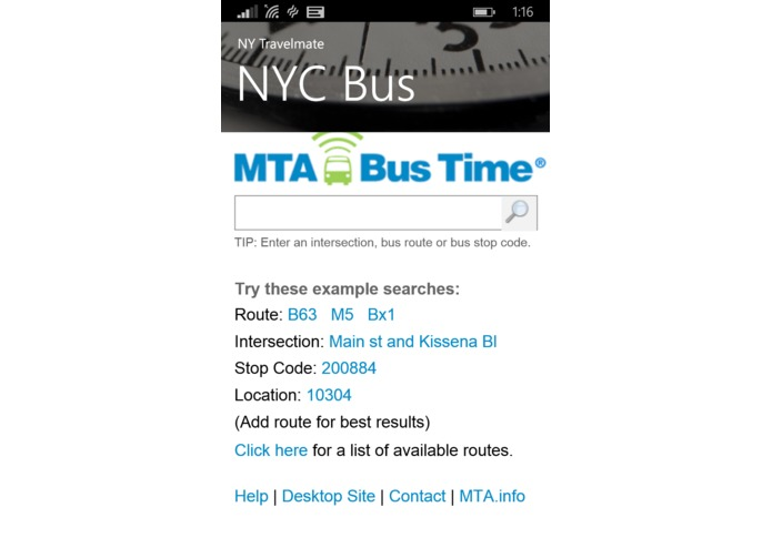 NY Travelmate – screenshot 63