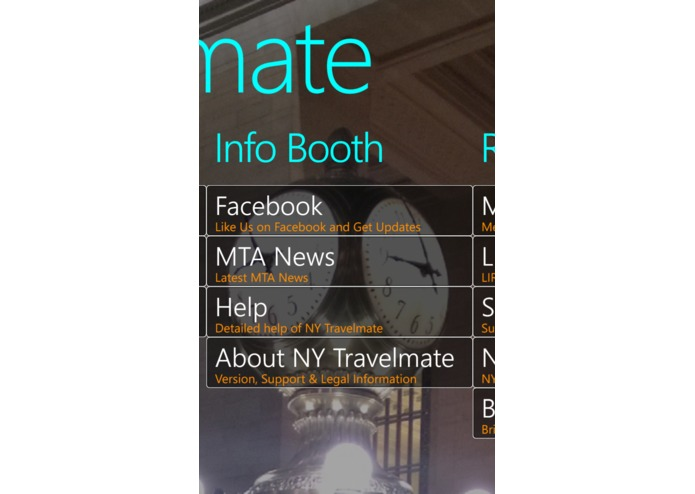 NY Travelmate – screenshot 67