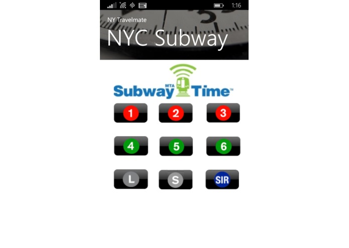 NY Travelmate – screenshot 68