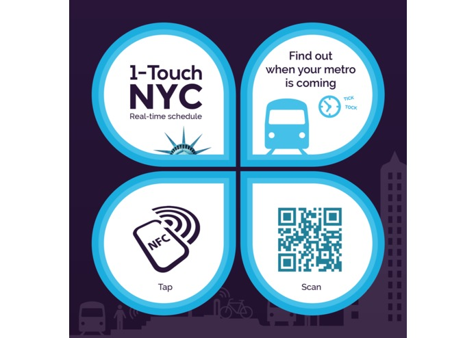 1-Touch NYC – screenshot 1