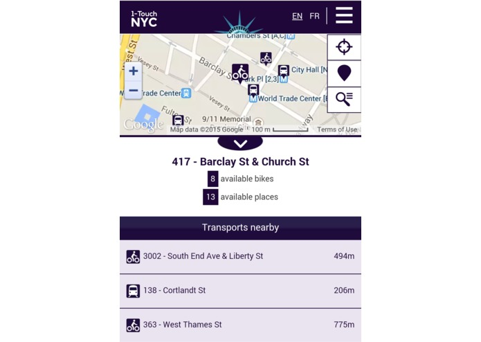 1-Touch NYC – screenshot 6