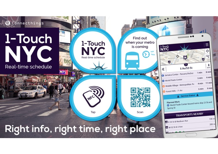 1-Touch NYC – screenshot 8