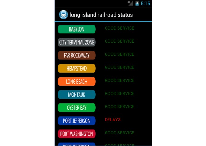 NYC RailTime Free  – screenshot 8
