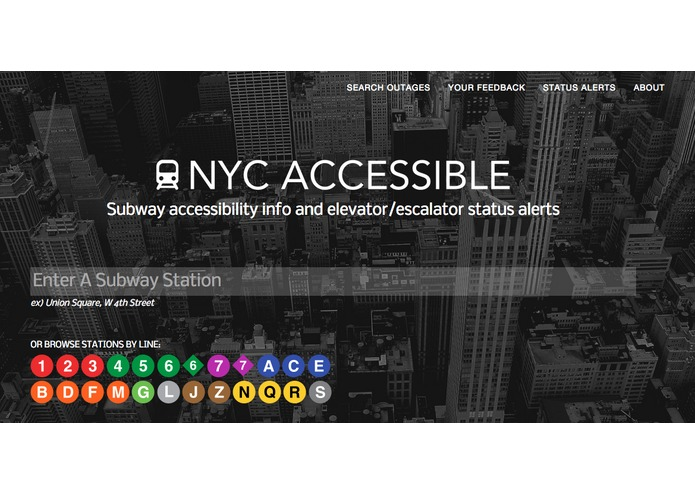NYC Accessible – screenshot 1