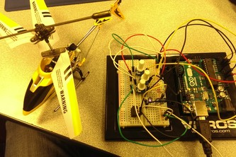 Reverse-Engineering an RC Helicopter