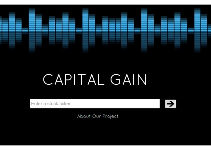 Capital Gain – screenshot 1
