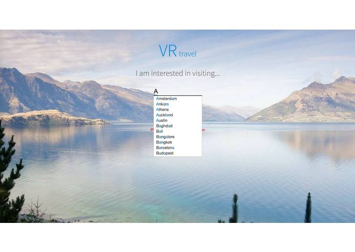 VRtravel – screenshot 2