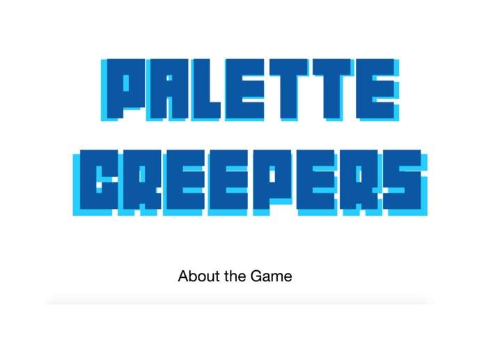 Palette Creepers (5) – screenshot 1