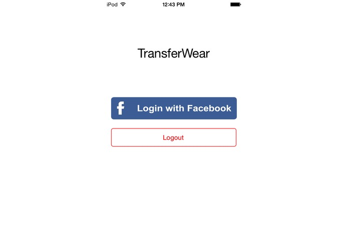 TransferWear – screenshot 3