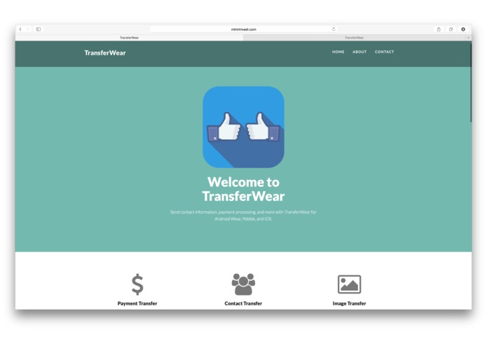 TransferWear – screenshot 8