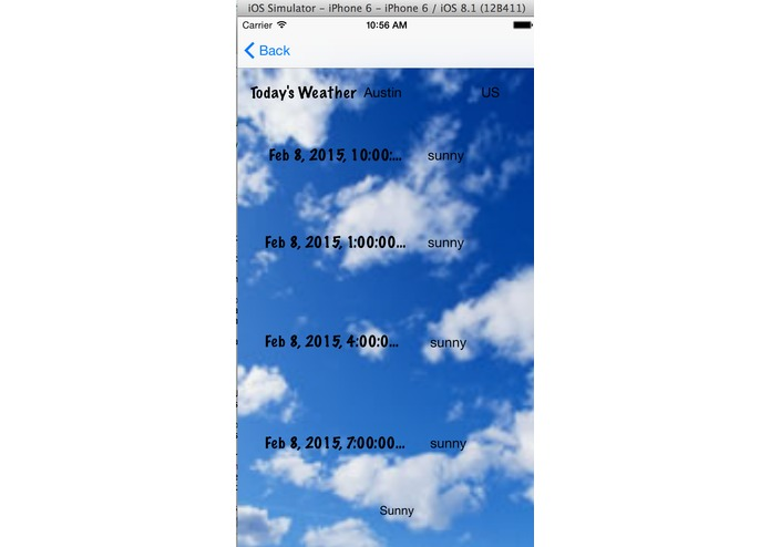 SkyWatchApparel – screenshot 7