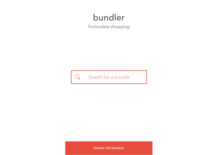 Bundler – screenshot 2