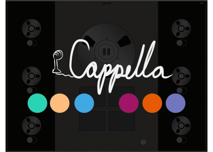 iCappella – screenshot 1
