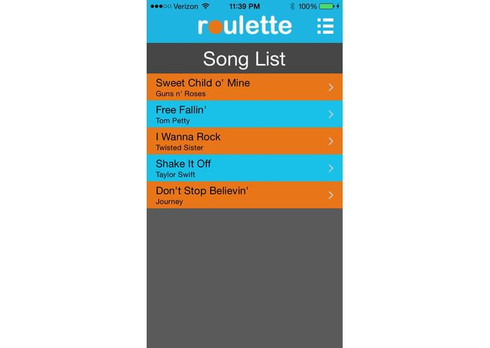 Karaoke Roulette – screenshot 3