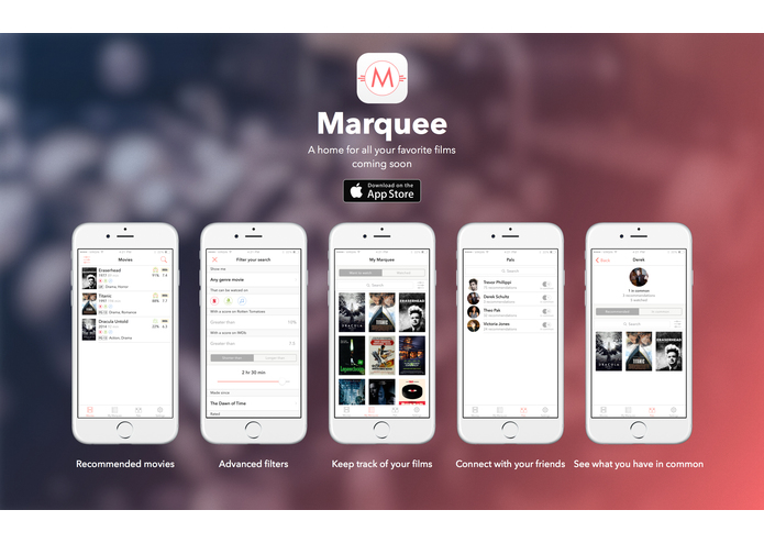 Marquee  – screenshot 2