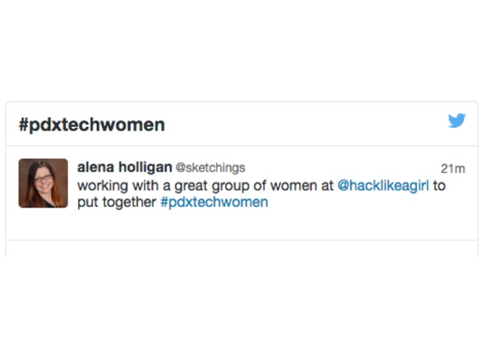 PDX Tech Women – screenshot 1