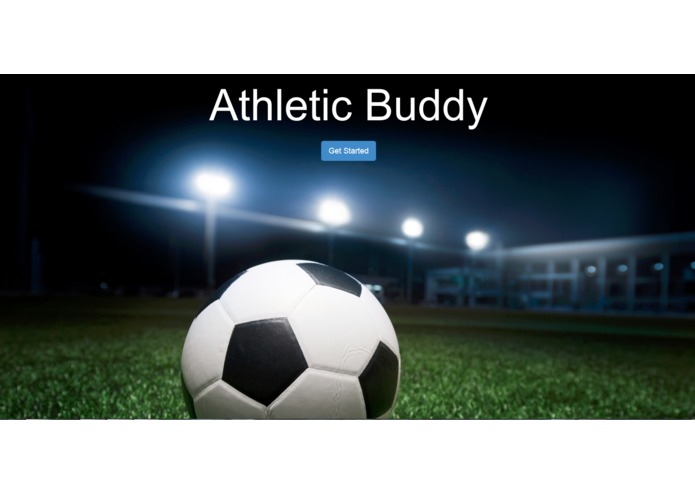Athletic Buddy – screenshot 2