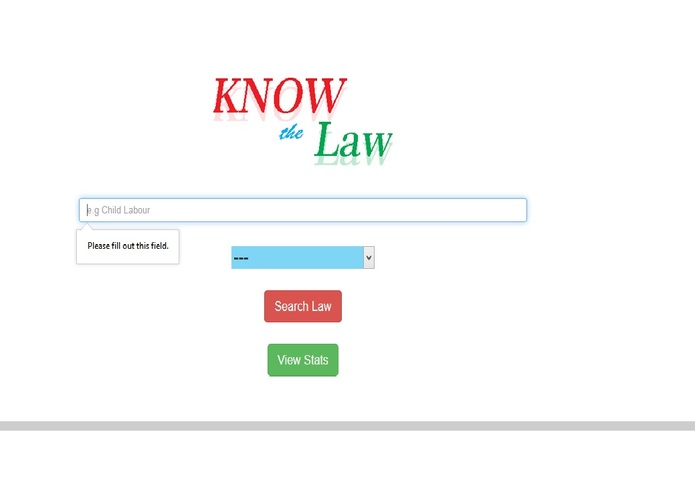 Know the Law – screenshot 3