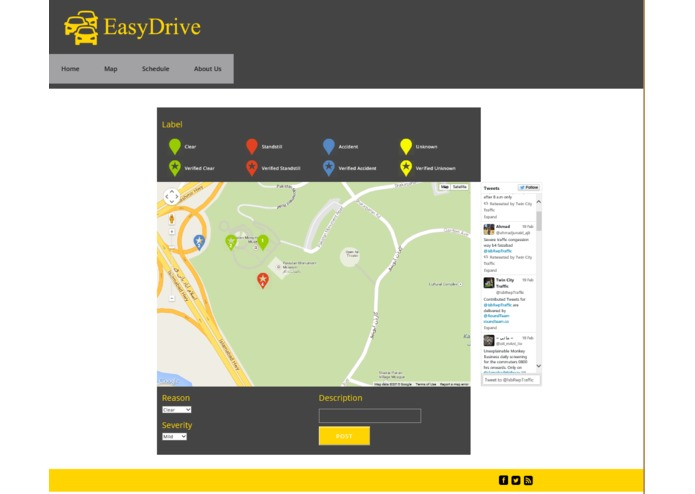 Easy Drive – screenshot 2
