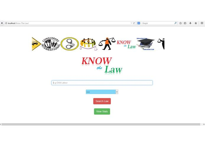 Know the Law – screenshot 1