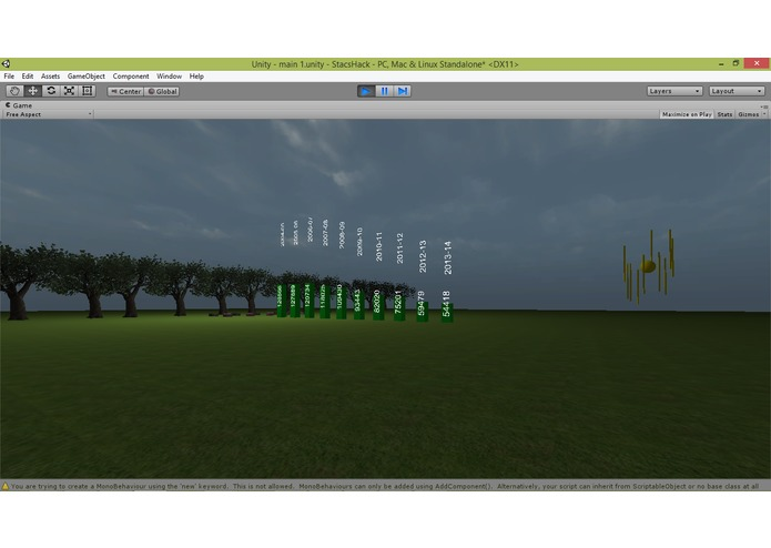 Unity Crime Viewer – screenshot 1