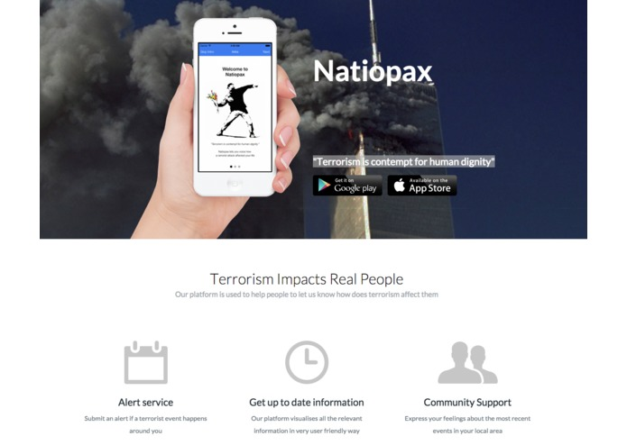 Natiopax – screenshot 1