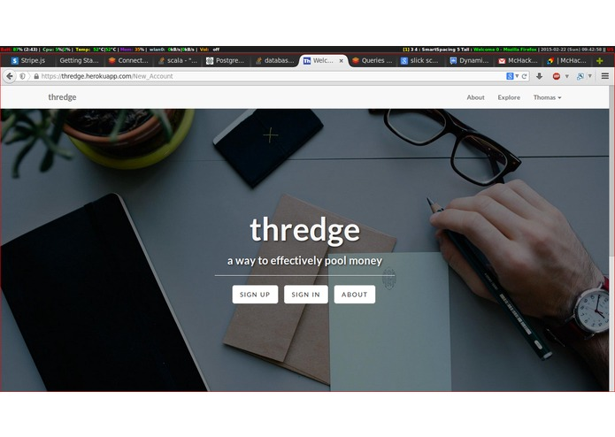 thredge – screenshot 1